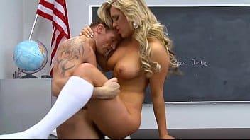 Professeur et étudiant porno gay