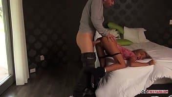 Sexe passionné et sauvage avec son copain