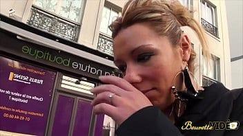Beurette cochonne fait Monaco Paris pour se faire enculer bien