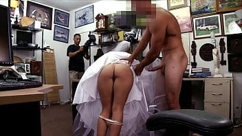 Cette mariée est infidèle le jour de son mariage