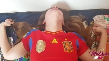 Sexe amateur d'espagnol chaud
