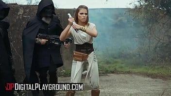 Star Wars porno avec Adriana Chechik et Xander Corvus