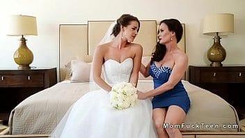 Une bonne baise avant le mariage