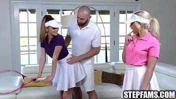 Un père a deux filles perverses