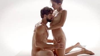 Sexe érotique comme cadeau de Saint-Valentin
